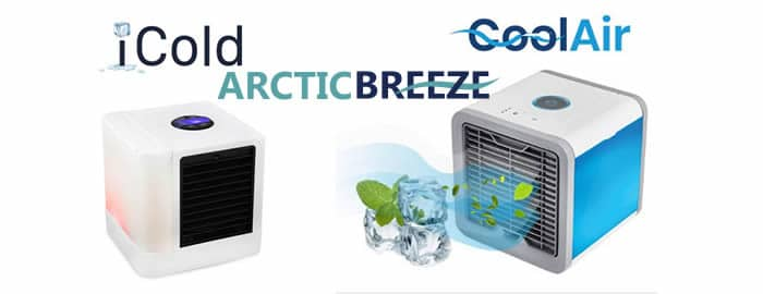 best mini portable air cooler and air conditioner