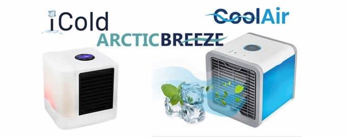 bester mini tragbarer luftkuhler und Klimaanlage