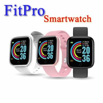 buy Fitpro smartwatch review and opinions