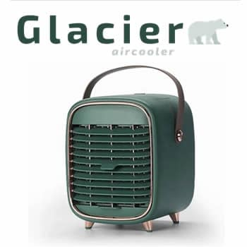 buy Glacier Air Cooler mini stylish air cooler