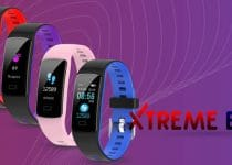 Extreme Band Sport Smartband test