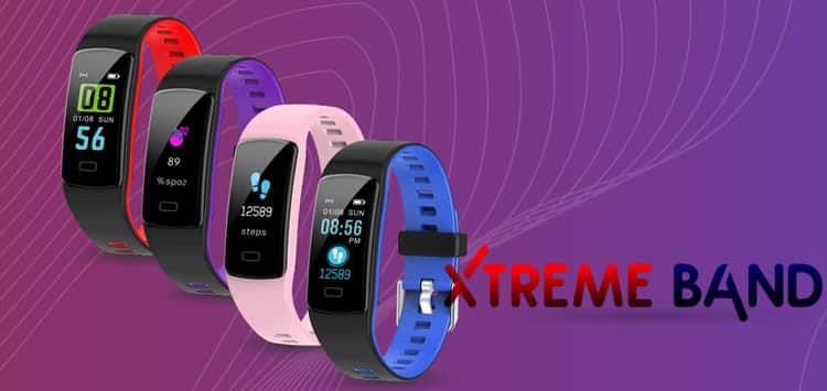 Extreme Band smartband sportiva