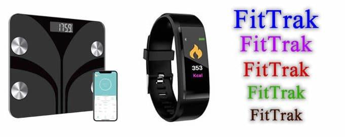 Fittrack escala e smartband fitness tracker teste e opinioes