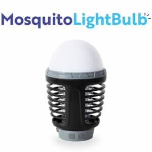 Mosquito Light Bulb test and opinions