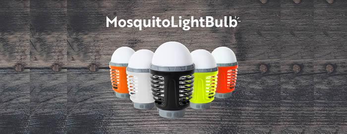 Mosquito Light Bulb test