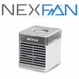 Nexfan air cooler test