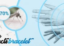 opinioes pulseira relógio anti-mosquito repelente insetos Bye Insect