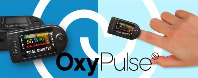 Oxypulse nuevo oxímetro tipo Oxipro reseñas y opiniones