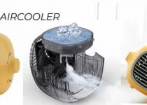 Frost air cooler review