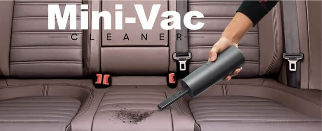 Mini-Vac Cleaner review and opinions