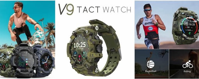 V9 Tact Watch review