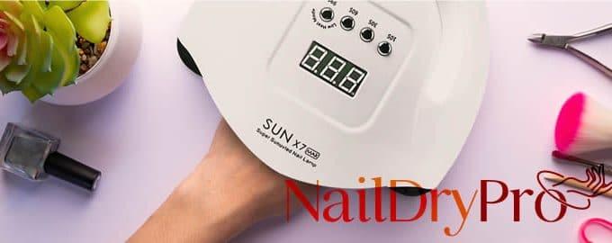 Nail Dry Pro reseñas y opiniones