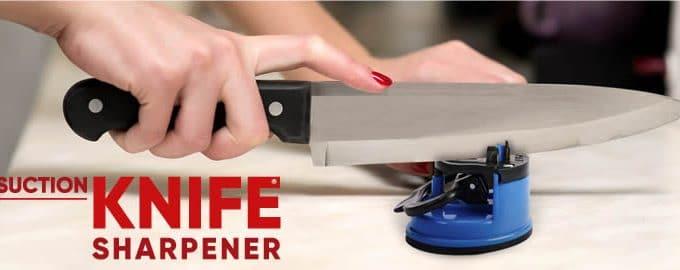 Suction Knife Sharpener reseñas y opiniones
