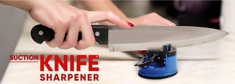 Suction Knife Sharpener erfahrungen und Meinungen