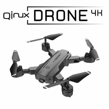 Qinux Drone 4K review and opinions