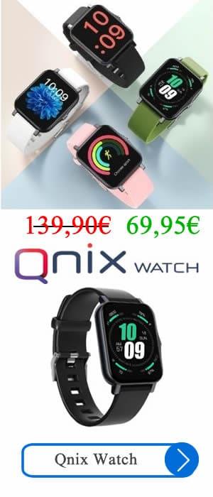 QNix Watch smartwatch