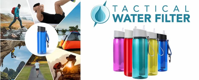 Tactical Water Filter review and opinions